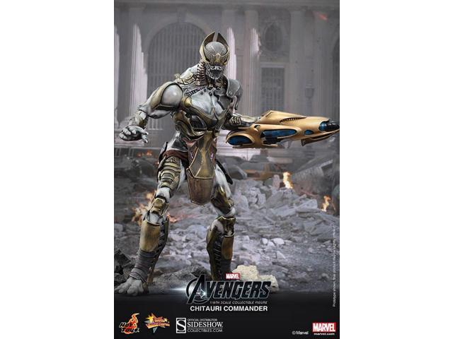 Chitauri Commander 1:6 Scale Hot Toys Figure