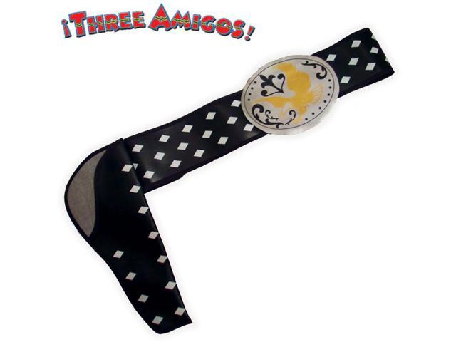 The Three Amigos Belt Dusty Bottoms Costume Belt One Size (30007)