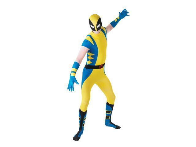 Wolverine Second Skin Costume