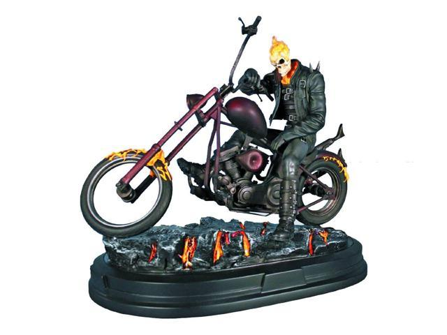 Ghost Rider Gentle Giant Statue
