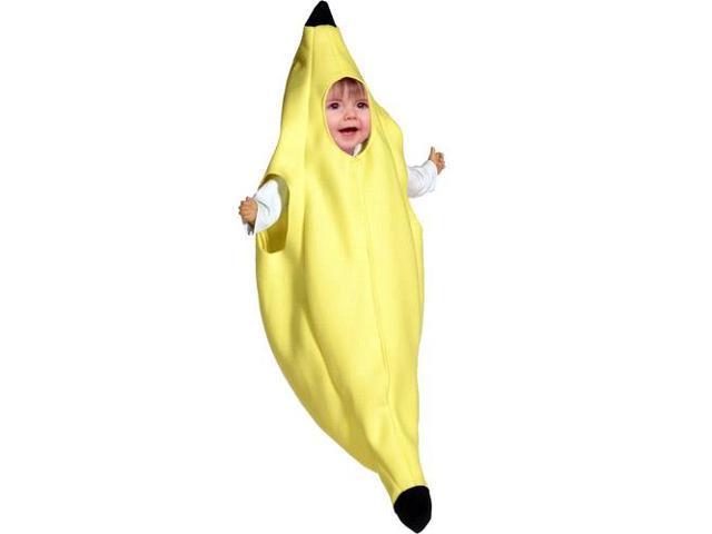 Banana Baby Bunting Infant Costume Infant