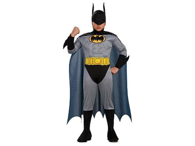 Batman Muscle Chest Costume Child Medium