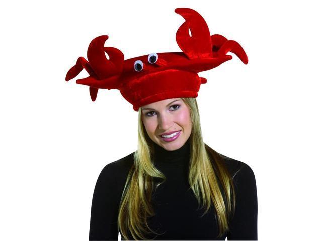 Crab Costume Hat