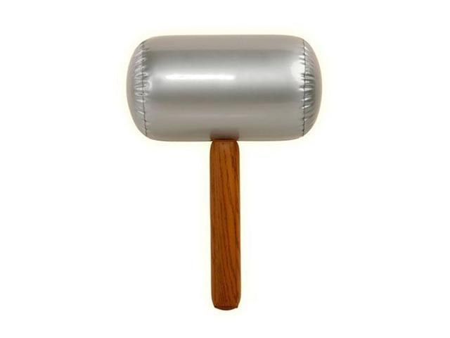 Super Mario Brothers Inflatable Costume Mallet