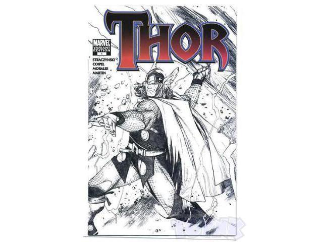 Thor #1 Exclusive Coipel Sdcc Variant Cover Edition