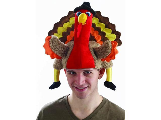 Thanksgiving Turkey Costume Hat