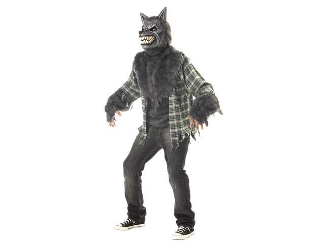 Full Moon Madness Werewolf Adult Costume 42-44