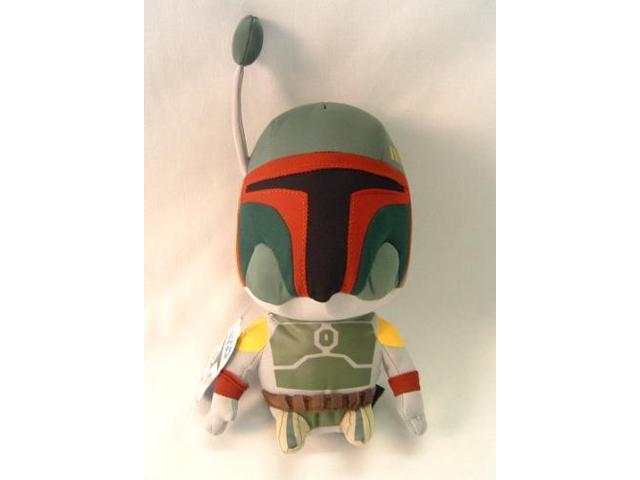 Star Wars Super Deformed Plush Boba Fett