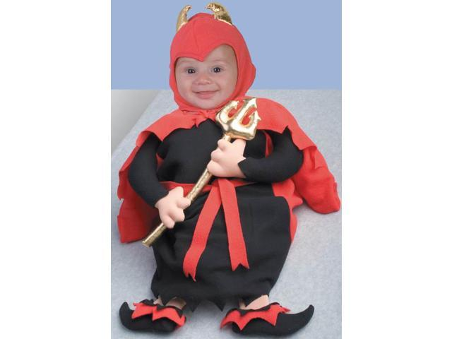 Adorable Lil Devil Costume Baby Bunting Bunting