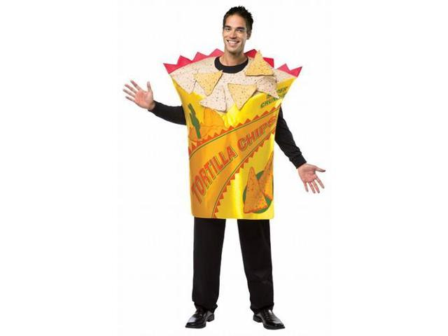 Tortilla Chips Adult Costume One Size Fits Most
