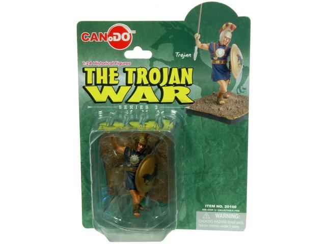 The Trojan War 1:24 Scale Historical Figures: Trojan Soldier