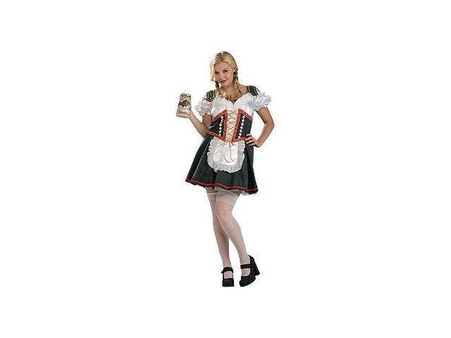 Sexy Beer Garden Girl Costume Adult Plus Plus