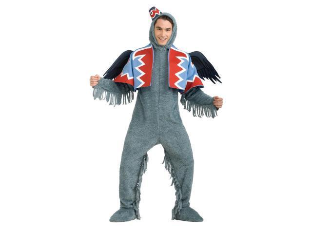 Wizard Of Oz Flying Monkey Adult Costume X-Large