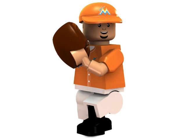 Miami Marlins MLB Rookie of The Year OYO Minifigure Jose Fernandez