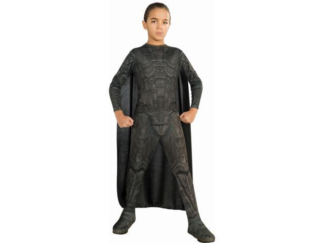Superman Man Of Steel General Zod Costume Child Large