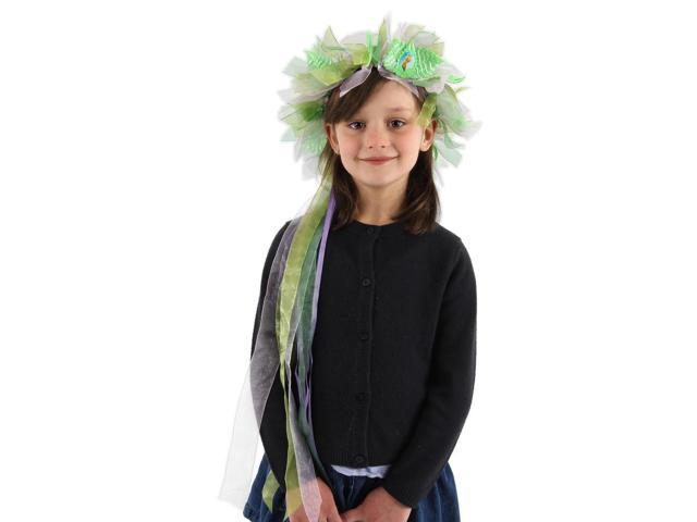Disney Fairy Enchantress Costume Headpiece - Green