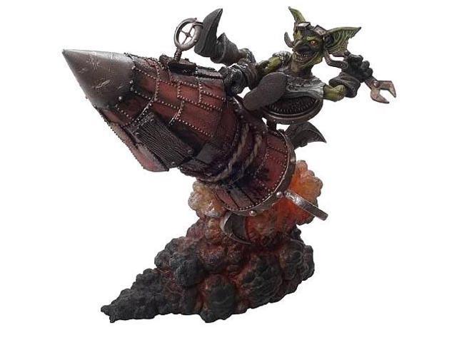 World Of Warcraft Series 6 Action Figure Gibzz Sparklighter