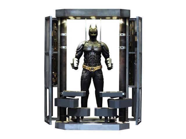 The Dark Knight Rises Batman Armory w/ Batman 12