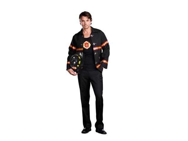 Smokin' Hot Fireman Costume Adult Large