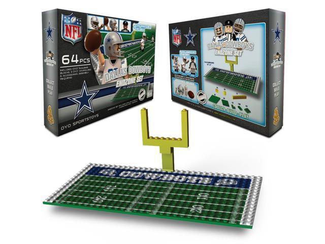 Dallas Cowboys NFL Endzone Set