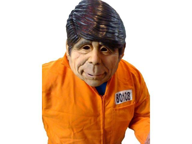 Ex-Governor Blagojevich Full Latex Adult Costume Mask