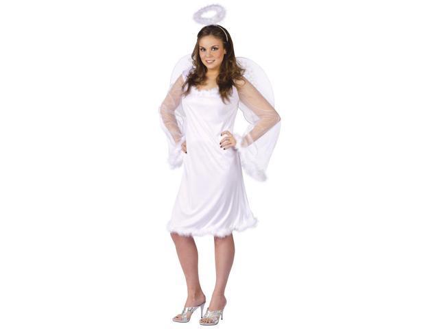 Heaven Sent Costume Plus Adult Plus Size