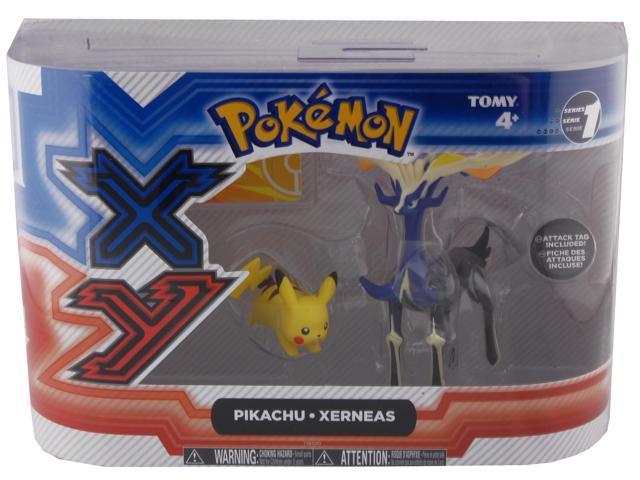 Pokemon XY 2 Pack Pikachu & Xerneas