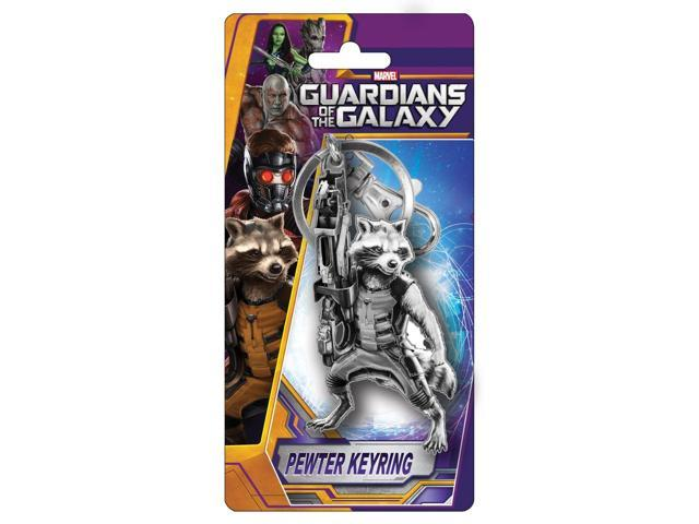 Marvel Guardians Of The Galaxy Pewter Key Ring: