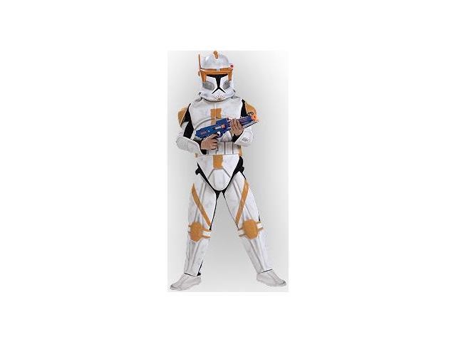 Star Wars Animated Deluxe Eva Commander Cody Adult Costume X-Large