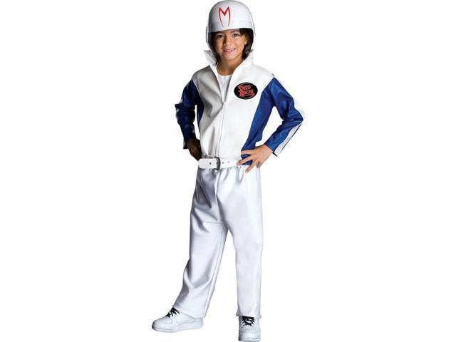 Speed Racer The Movie Deluxe Speed Racer Child Costume Large