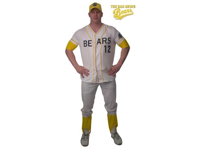 Bad News Bears Costume Adult Standard