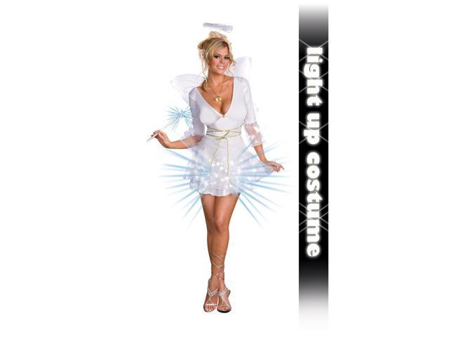 Sexy Angel Heavenly De-light Costume Adult Large