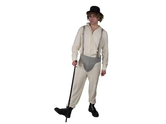 A Clockwork Orange Brother Droog Deluxe Adult Costume X-Large