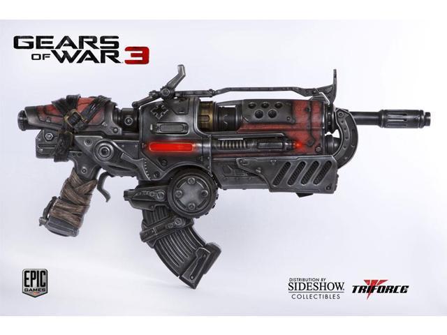 Gears Of War 3 Hammerburst 2 Prop Replica