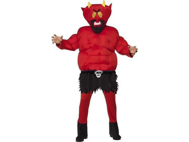 South Park Devil Padded Adult Costume One Size Fits Most
