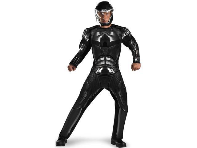 GI Joe Movie Duke Classic Muscle Adult Costume X-Large 42-46