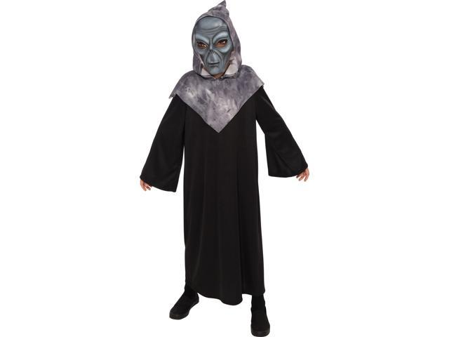 Alien Costume Child: Grey Small