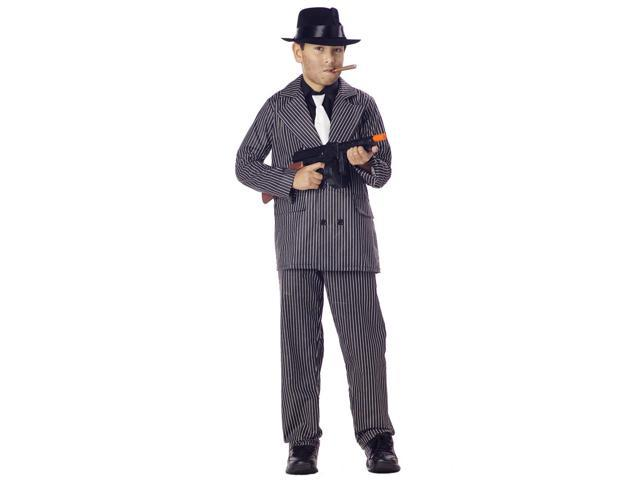 Gangster Costume Child X-Small 4-6