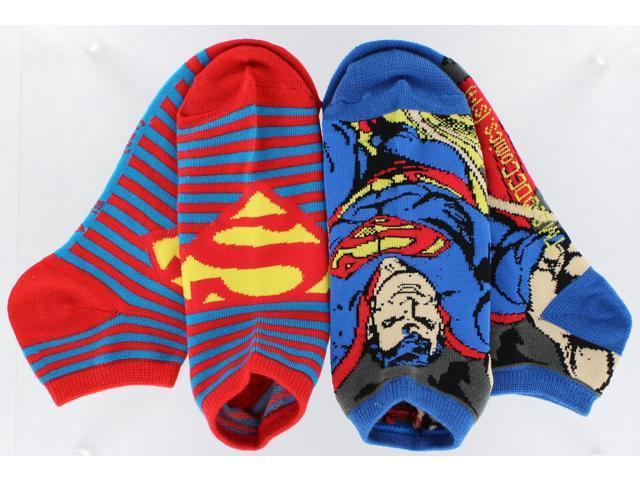 Superman Ankle Socks 2-Pack