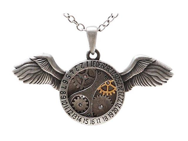 Steampunk Victorian Flight Pendant
