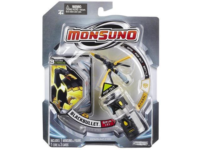 Monsuno Basic Core 1 Pack Wave 1: Blackbullet