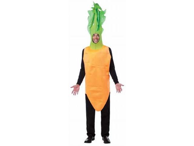 Carrot Top Adult Costume One Size Fits Most