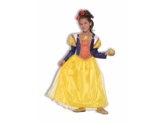 Deluxe Snow White Costume Child Medium