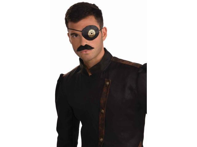 Steampunk Eye Patch Costume Eyewear Accessory