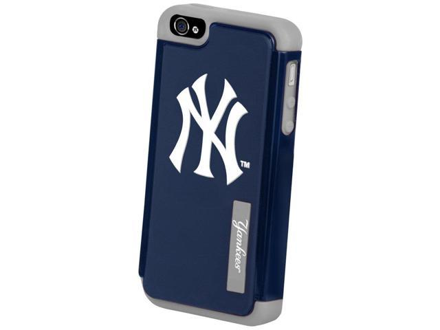 New York Yankees NFL Dual Hybrid 2-Piece Apple iPhone 4 Cover