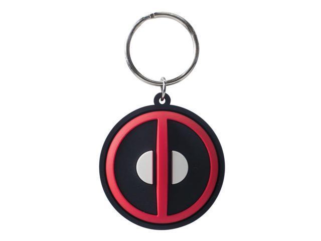 Marvel Soft Touch PVC Key Ring: