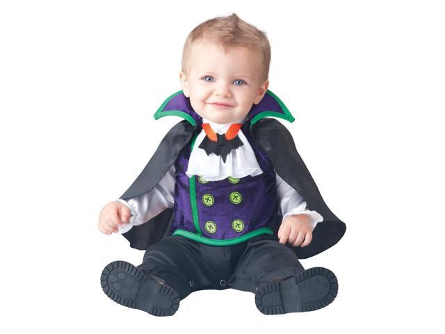 Count Cutie Vampire Costume Child Infant 12-18 Months