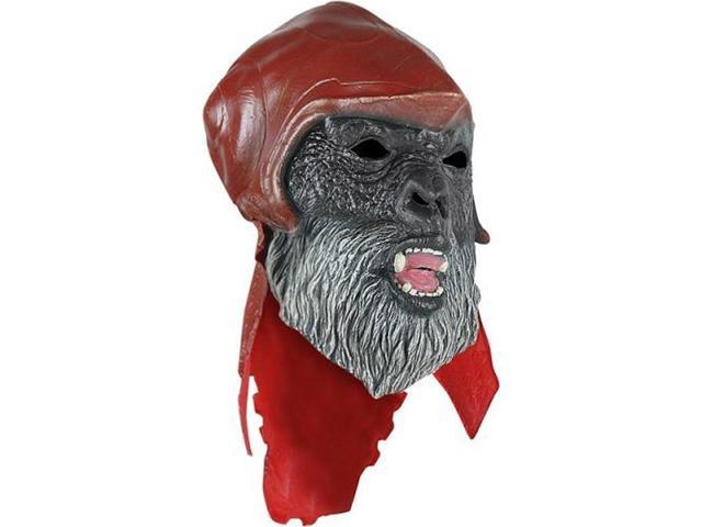 Planet Of The Apes Gorilla Costume Latex Mask Adult
