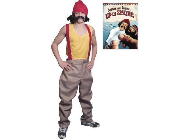 Cheech & Chong Cheech Deluxe Costume Set Adult Standard