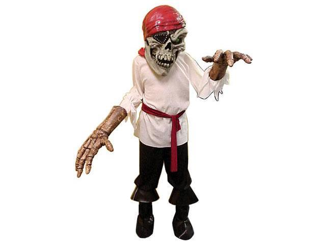 Cap'n Dead Eye Creature Reacher Costume Adult Standard